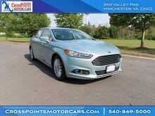 2014_Ford_Fusion Hybrid_SE_ Winchester VA
