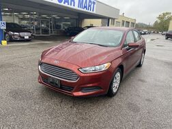 2014_Ford_Fusion_S_ Cleveland OH