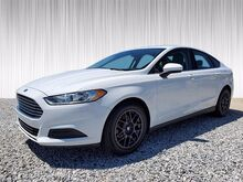 2014_Ford_Fusion_S_ Columbus GA