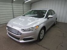 2014_Ford_Fusion_S_ Dallas TX