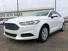 2014_Ford_Fusion_S_ Jackson MS