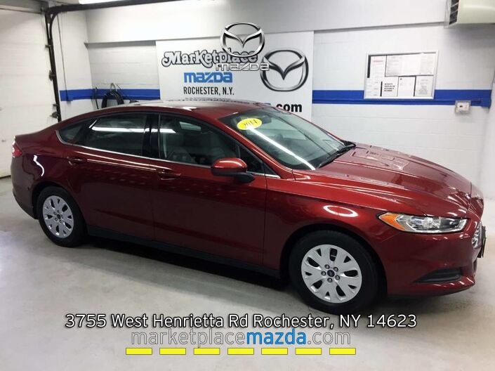 2014 Ford Fusion S Rochester NY