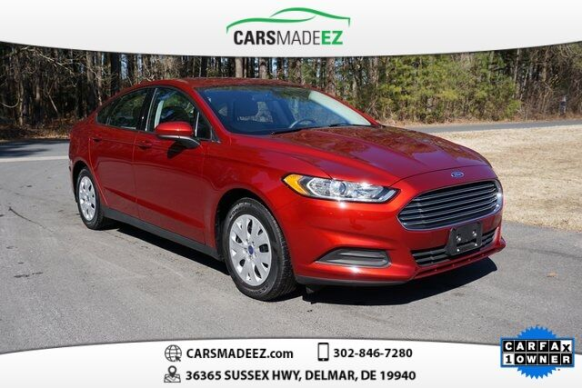 2014 Ford Fusion S Salisbury MD