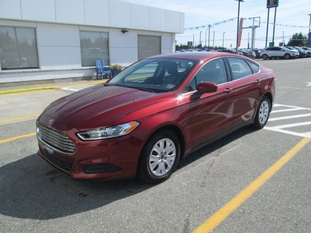 2014 Ford Fusion S Tusket NS
