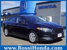 2014_Ford_Fusion_S_ Vineland NJ
