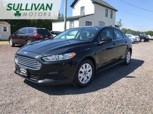 2014_Ford_Fusion_S_ Woodbine NJ