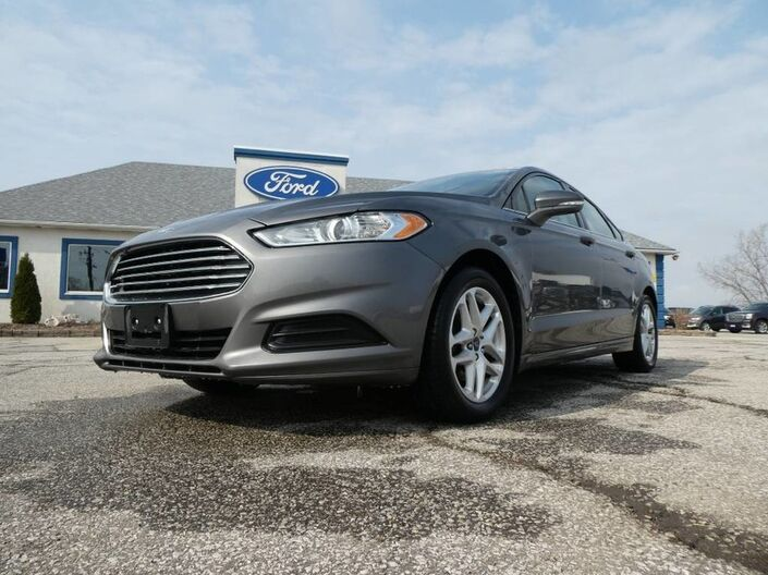 2014 Ford Fusion SE- 2.5L- REMOTE START- REMOTE START- BACKUP CAM Essex ON