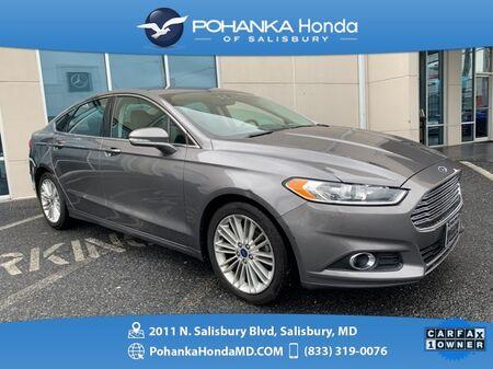 2014_Ford_Fusion_SE ** Guaranteed Financing **_ Salisbury MD