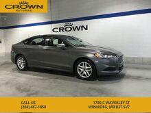 2014_Ford_Fusion_SE ** Heated Seats** 1 Owner Lease Return**_ Winnipeg MB