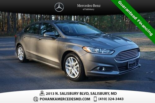 2014_Ford_Fusion_SE ** NAVI & SUNROOF  ** GUARANTEED FINANCING **_ Salisbury MD