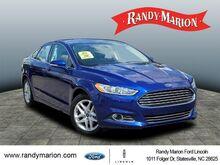 2014_Ford_Fusion_SE_  NC
