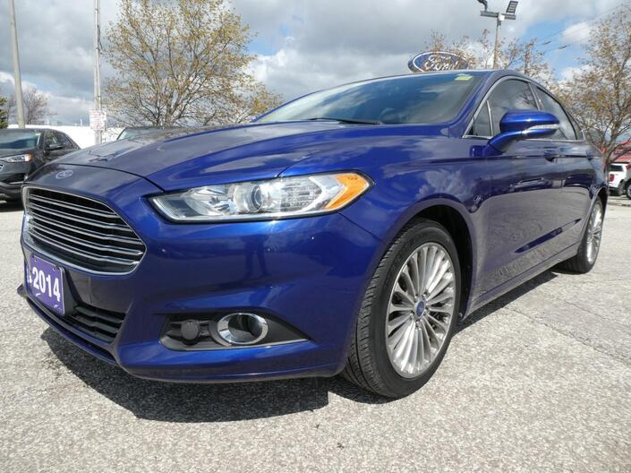 2014 Ford Fusion SE | Sunroof | Leather | Heated Seats Essex ON