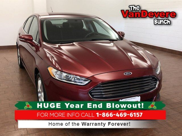 2014 Ford Fusion Se Akron Oh 27668034