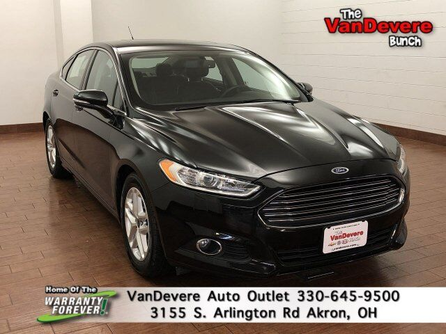 2014 Ford Fusion SE Akron OH