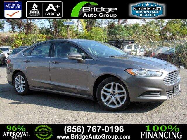 2014 Ford Fusion SE Berlin NJ