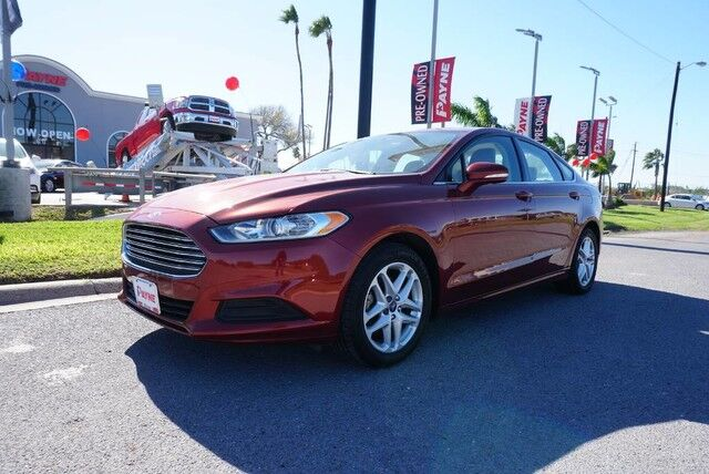 2014 Ford Fusion SE Brownsville TX