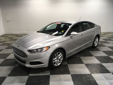 2014_Ford_Fusion_SE_ Chattanooga TN