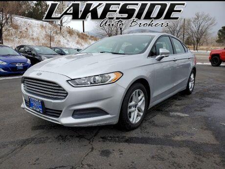 2014 Ford Fusion SE Colorado Springs CO