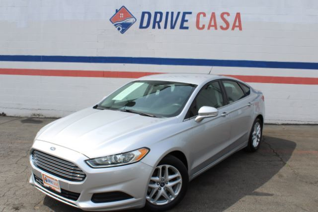 2014 Ford Fusion SE Dallas TX