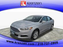 2014_Ford_Fusion_SE_ Duluth MN