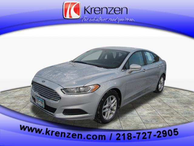 2014 Ford Fusion SE Duluth MN