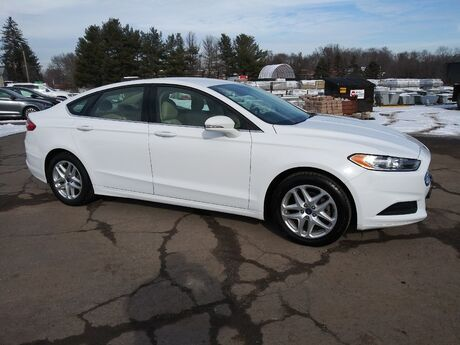 2014 Ford Fusion SE East Windsor CT