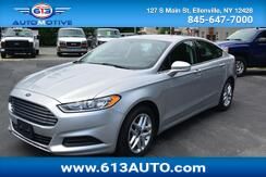 2014_Ford_Fusion_SE_ Ulster County NY