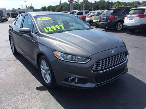 2014_Ford_Fusion_SE_ Evansville IN