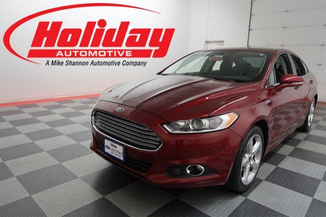 Vehicle Details 2014 Ford Fusion At Holiday Automotive