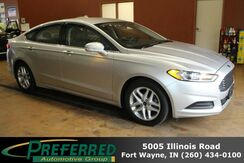 2014_Ford_Fusion_SE_ Fort Wayne Auburn and Kendallville IN