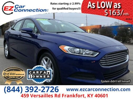 2014_Ford_Fusion_SE_ Frankfort KY