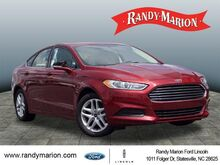 2014_Ford_Fusion_SE_ Hickory NC