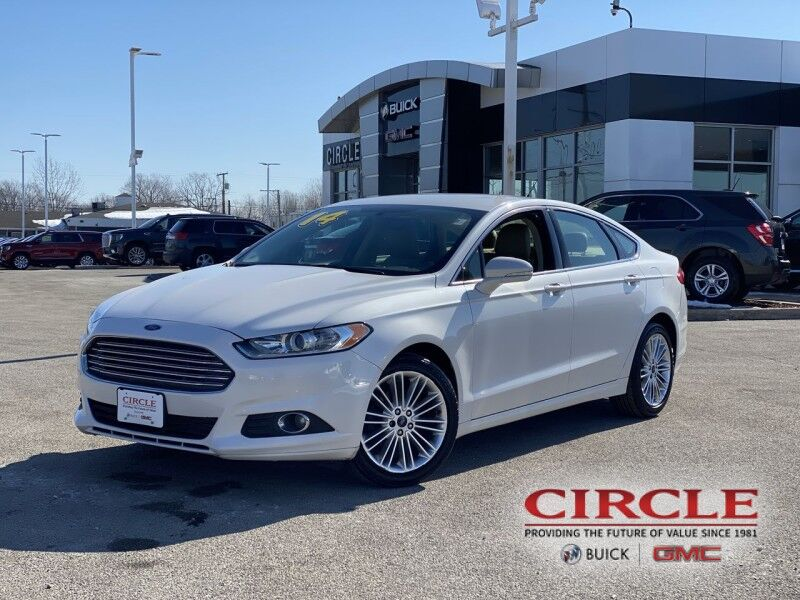 2014 Ford Fusion SE Highland IN
