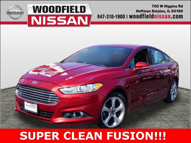 2014 Ford Fusion SE Hoffman Estates IL