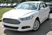 2014 Ford Fusion SE Hybrid - w/ BACK UP CAMERA & LEATHER SEATS