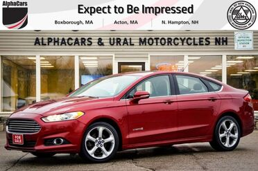 2014_Ford_Fusion_SE Hybrid_ Boxborough MA