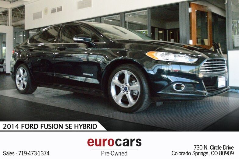2014 Ford Fusion SE Hybrid Colorado Springs CO