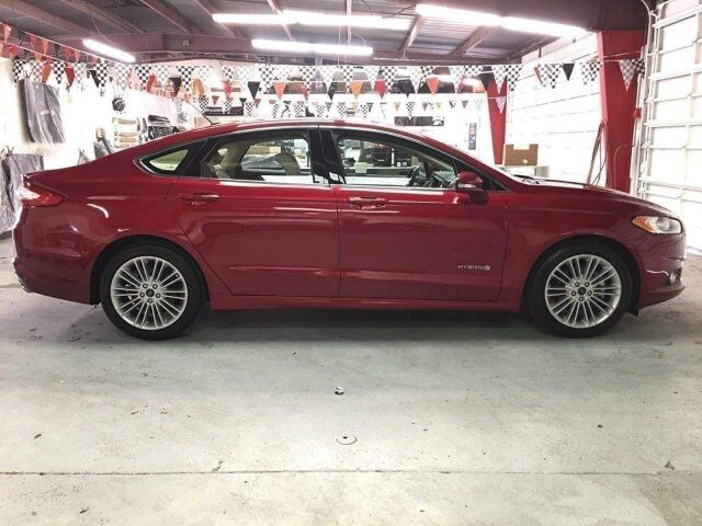 2014 Ford Fusion SE Hybrid Oroville CA