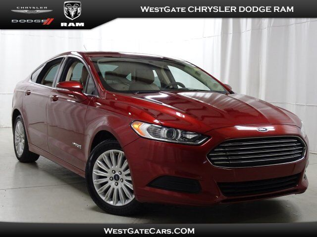2014 Ford Fusion SE Hybrid Raleigh NC
