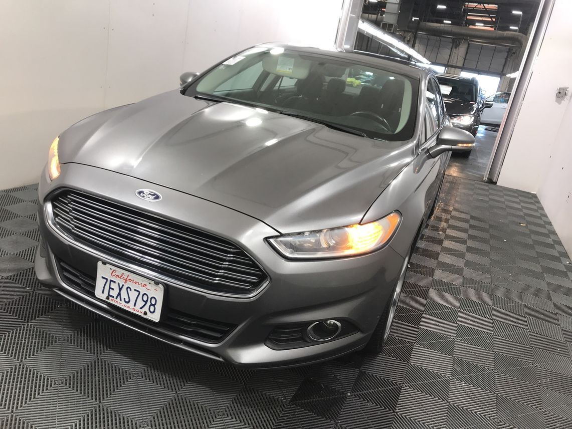 2014 Ford Fusion SE Hybrid Sedan 4D Castro Valley CA
