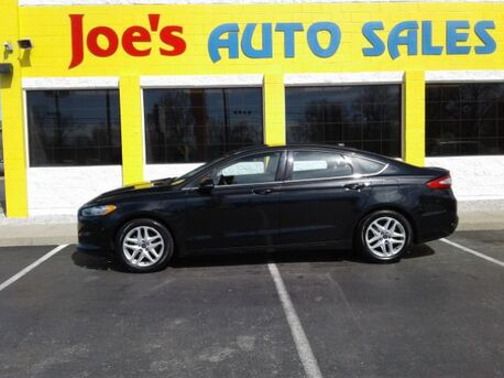 2014_Ford_Fusion_SE_ Indianapolis IN