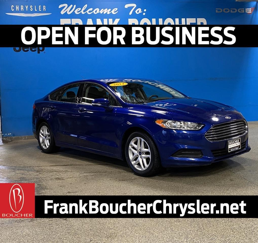 2014 Ford Fusion SE Janesville WI
