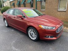 2014_Ford_Fusion_SE_ Knoxville TN