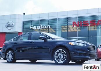 2014_Ford_Fusion_SE LEATHER - NAV - SYNC-MyFordTouch_ Ardmore OK