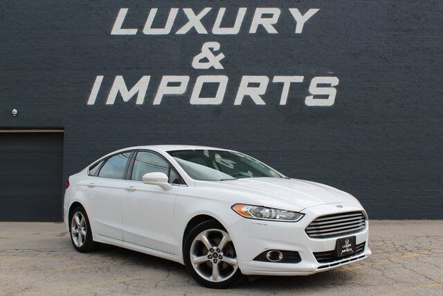 2014 Ford Fusion SE Leavenworth KS