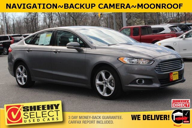2014 Ford Fusion SE Suitland MD