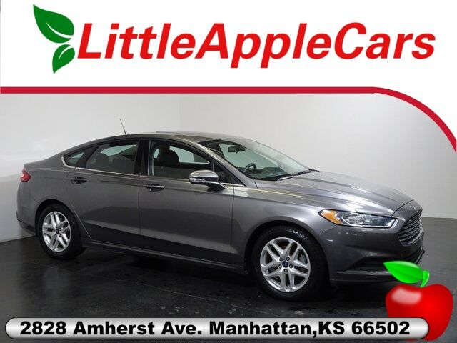 2014 Ford Fusion SE Manhattan KS