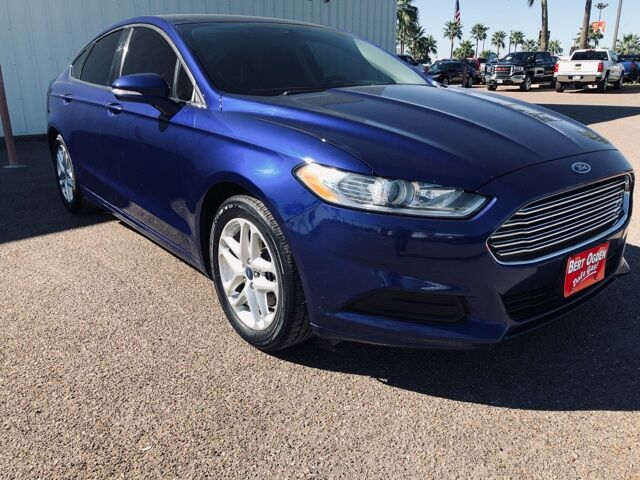 2014 Ford Fusion SE Mercedes TX