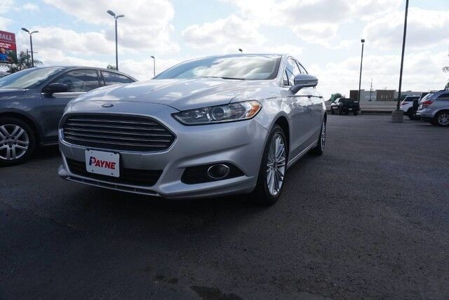 2014 Ford Fusion SE Mission TX