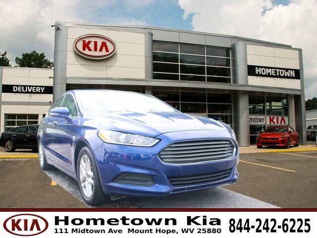 2014 Ford Fusion SE Mount Hope WV
